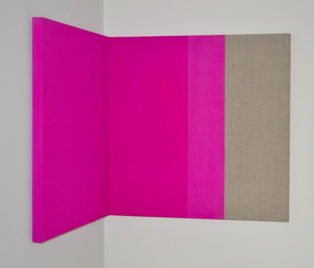 Louise BLYTON, Tyrian Pink